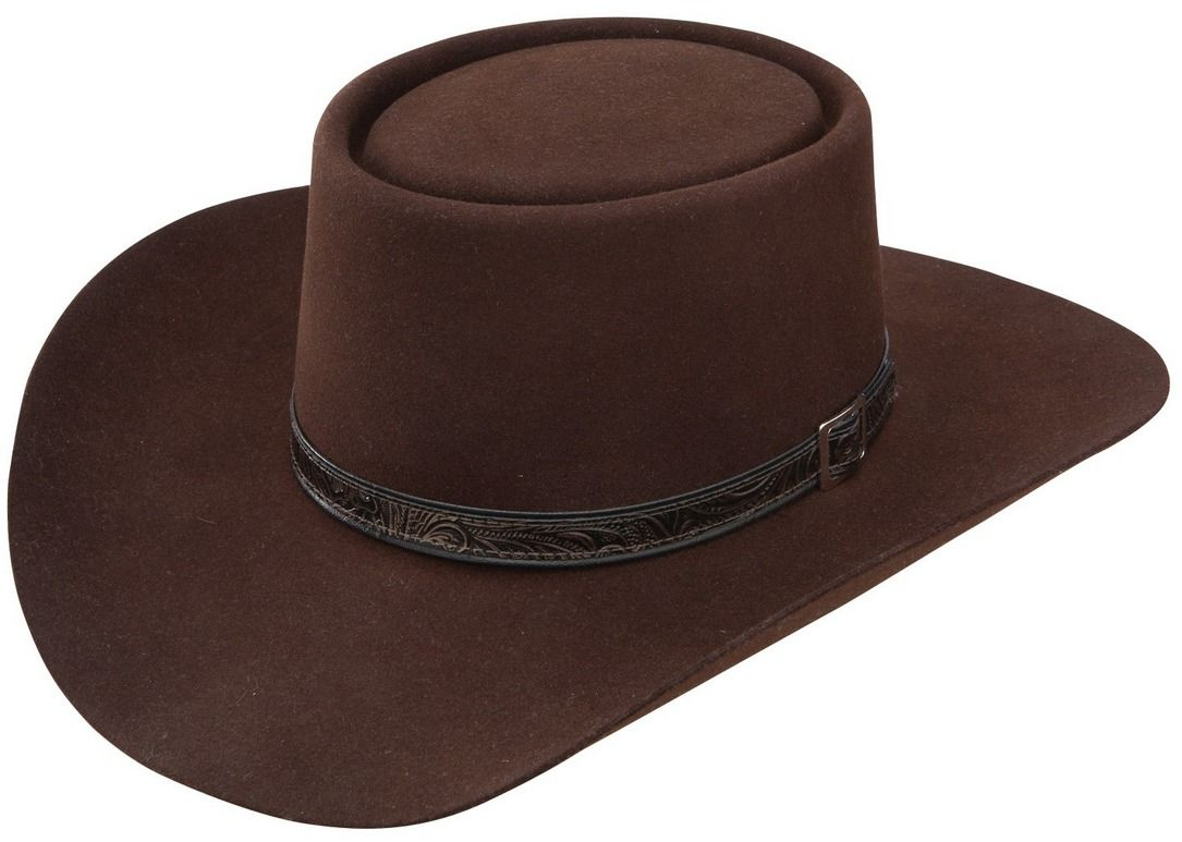 b91afe350 Stetson Revenger 4X Wool Cowboy Hat - Chocolate (The Hat worn by ...