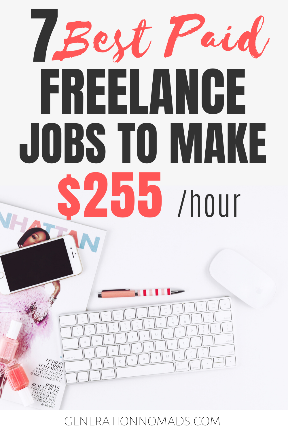 7 Highest Paying Jobs For Freelancers Freelance Jobs That Make More Money With Up To 255 Hr In 2020 Freelancing Jobs Paying Jobs Money Making Hacks