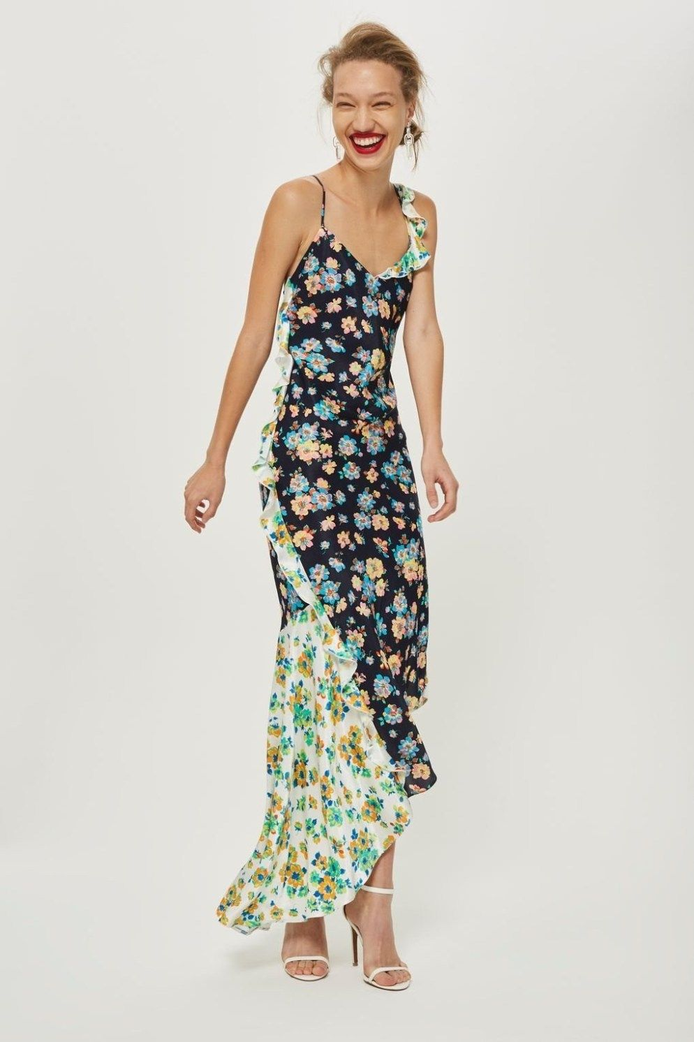 12 Long Floral Dresses To Wear This Summer Society19 Uk Floral Dresses Long Best Wedding Guest Dresses Dresses