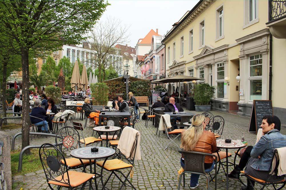 Restaurant Karlsruhe Marktplatz