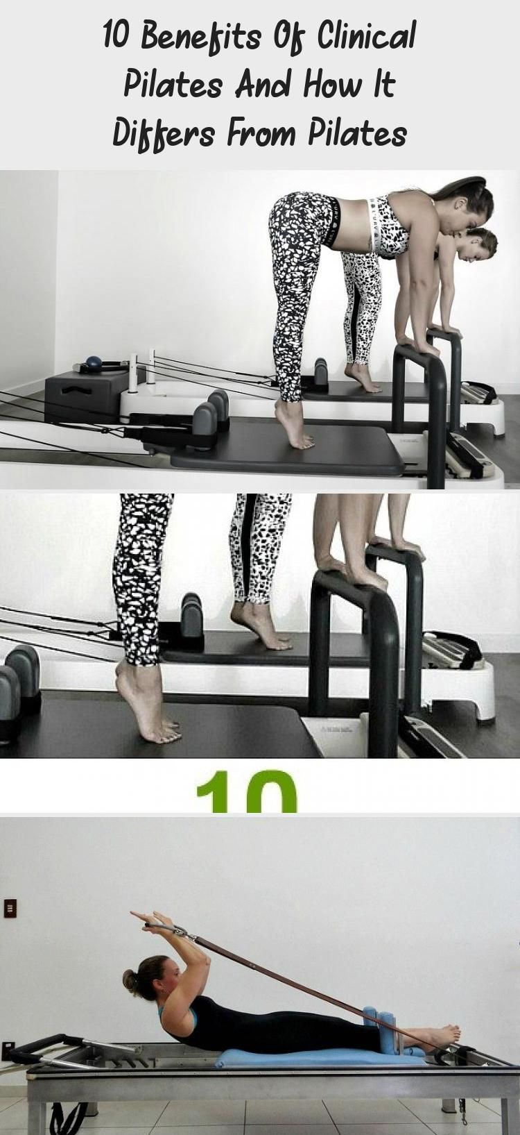 The Benefits of Clinical Pilates and How It Differs From Pilates: Physiotherapists use Clinical Pila...