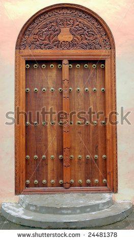 Zanzibar Door Door Design Doors Wooden Doors