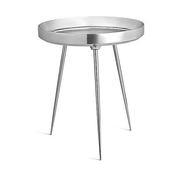Mater Alu Bowl Table By Ayush Kasliwal