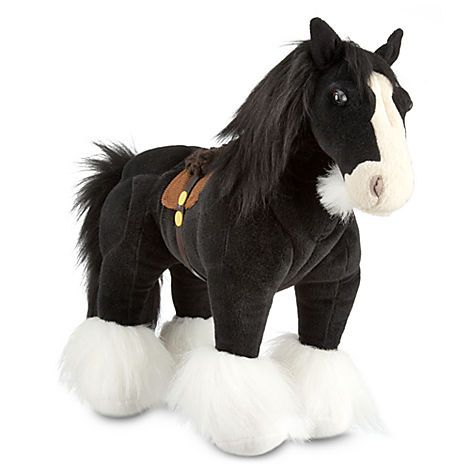 THIS is totally something Bonnie will have to add to her horse collection.  Merida and Angus Doll Set - 2-Pc | Dolls | Disney Store