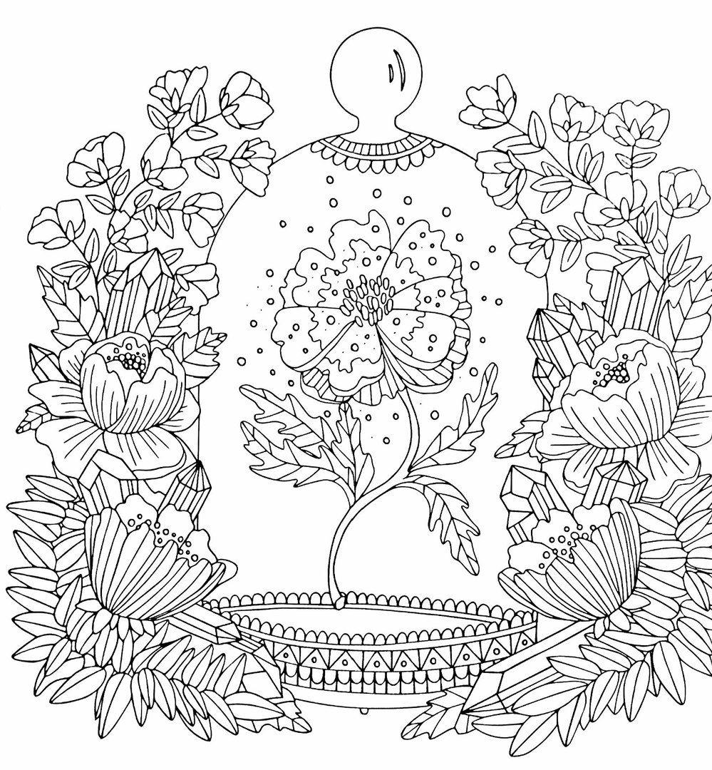 Антистресс раскраски для взрослых Арттерапия Kolorowanki