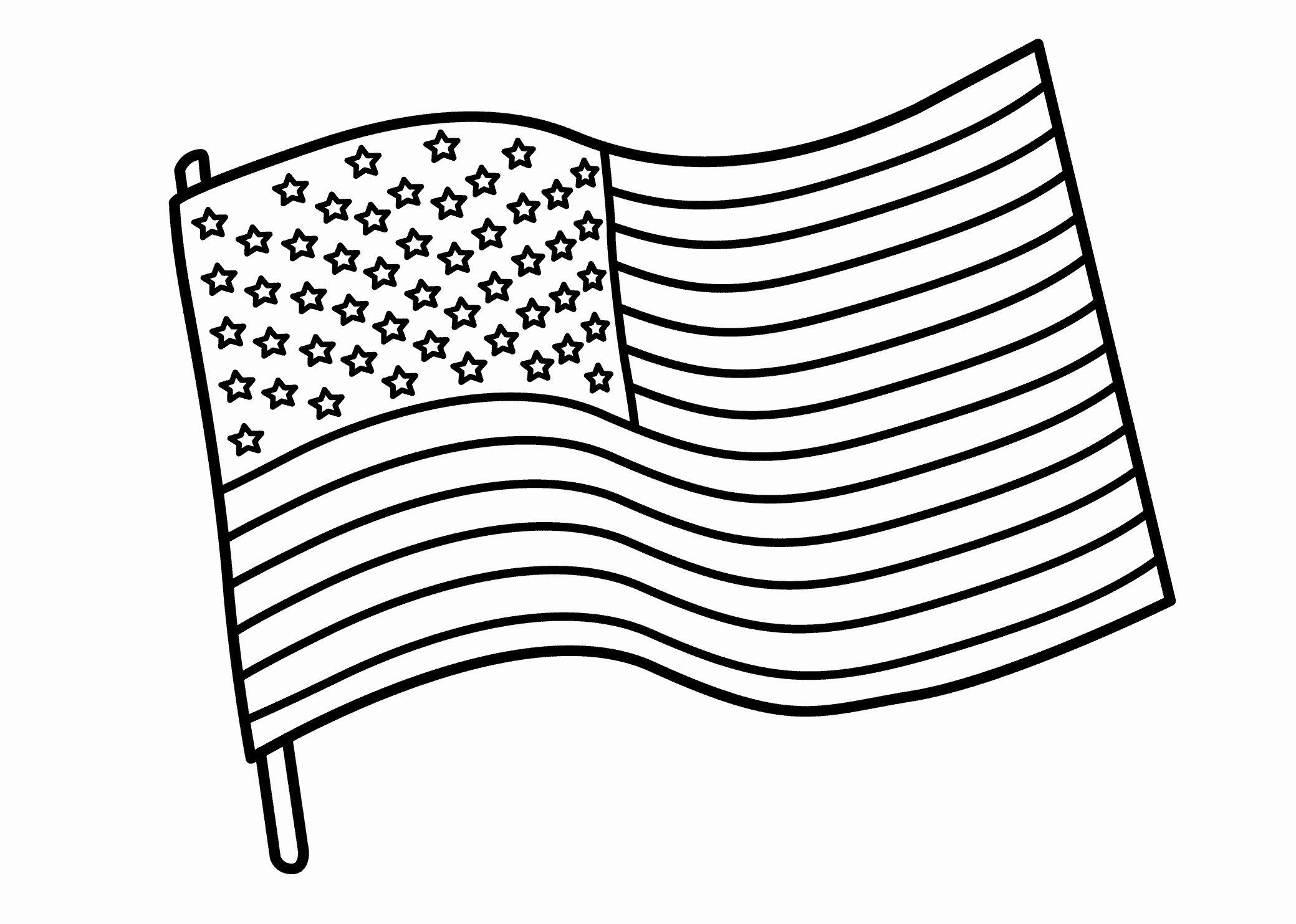 United States Flag Coloring Page Elegant American Flag Coloring Pages Best Coloring Pages American Flag Coloring Page Flag Coloring Pages American Flag Colors