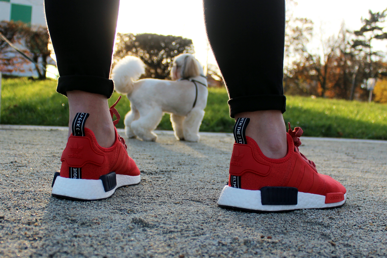 Moje Pierwsze Buty Adidas Nmd Sneakers Shoes Fashion