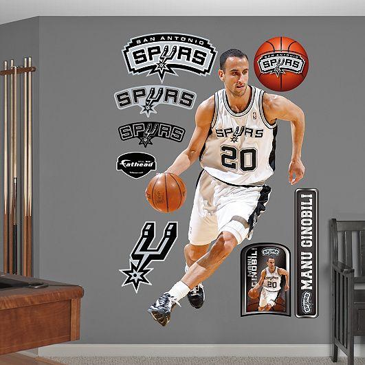 Manu Ginobili, San Antonio Spurs