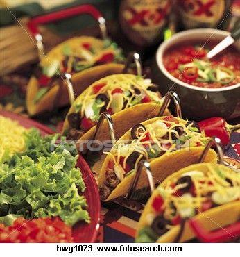 Me gusta la comida mexicana!