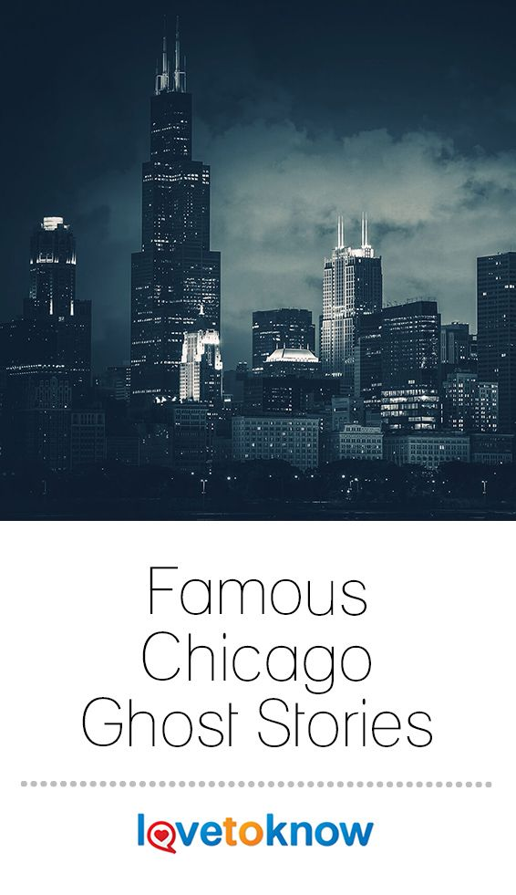 Famous Chicago Ghost Stories
