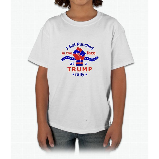 Anti Donald Trump 2016 Presidential Election Funny Young T-Shirt