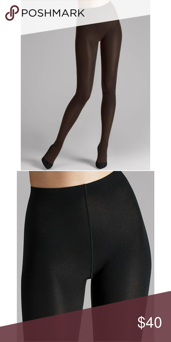 58f710fd8 NWT Wolford Mat Opaque 80 Mocha Tights Large Brand new in package Wolford  opaque tights.