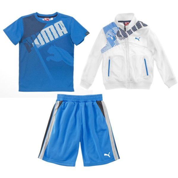 Puma Soccer Outfit For Toddlers Soccer Outfit Soccer Gear Kids Soccer
