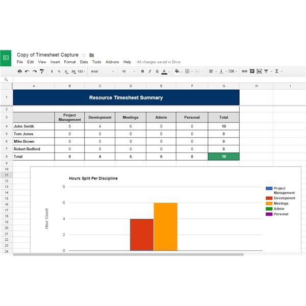 10 Great Google Docs Project Management Templates With Images
