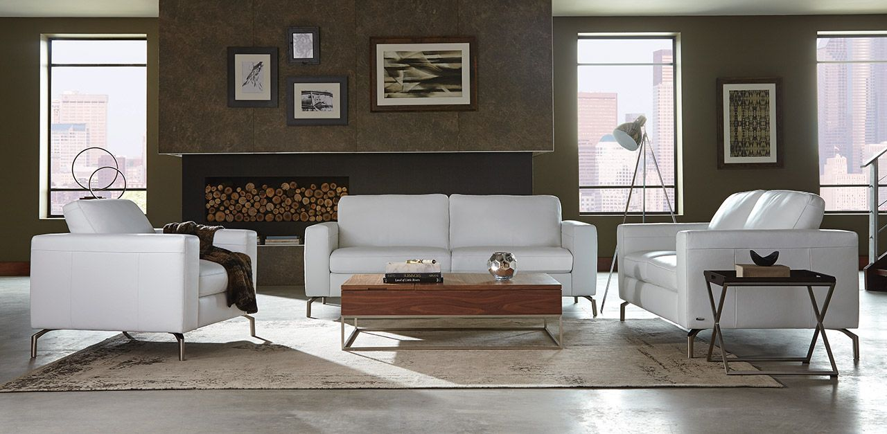 Fabio Natuzzi Editions This Beautifully Understated Collection Offers The B845 Sofa Loveseat B845 Chair And Sectional Opt Living Spaces Love Seat Design