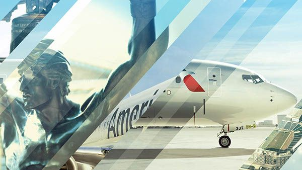 American Airlines /// Fan-Fly-In on Behance