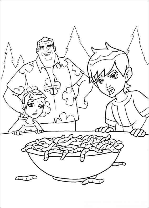 97 Human Body Coloring Page 9 Is A From Booklet Your