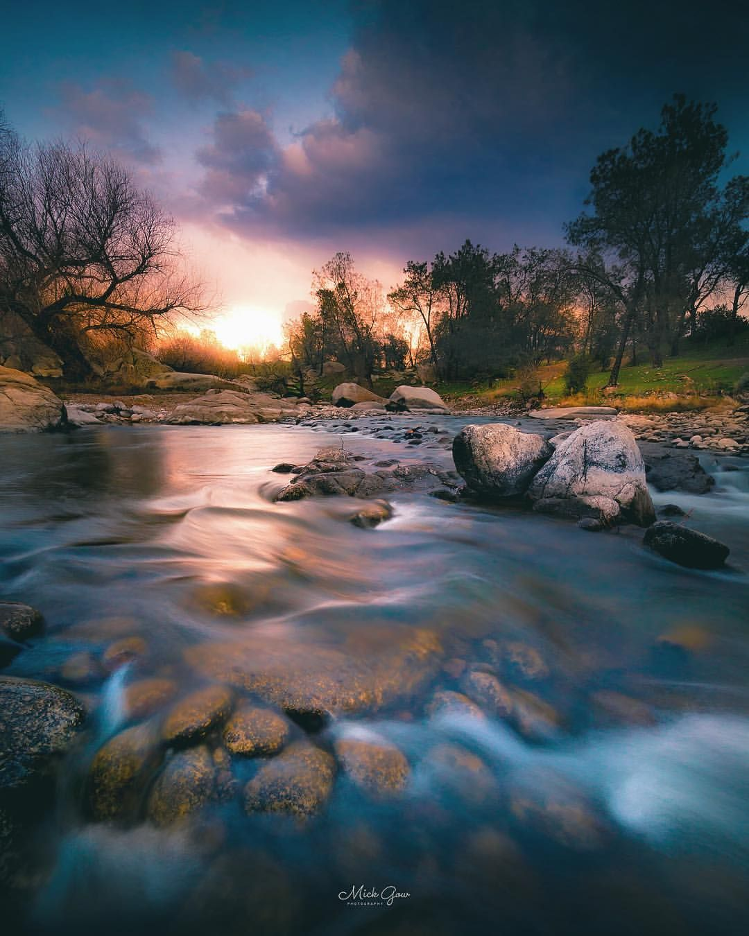 Gorgeous Natural Landscape In California By Mick Gow Landscape Nature Nature Photography