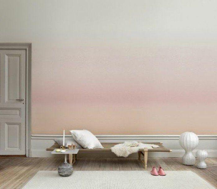 On Met Laccent Sur La Couleur De Peinture Pour Salon Archzinefr - Peinture pour porte en bois