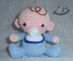 Amigurumis Para Bebes : Resultado de imagen para amigurumis para bebes patrones