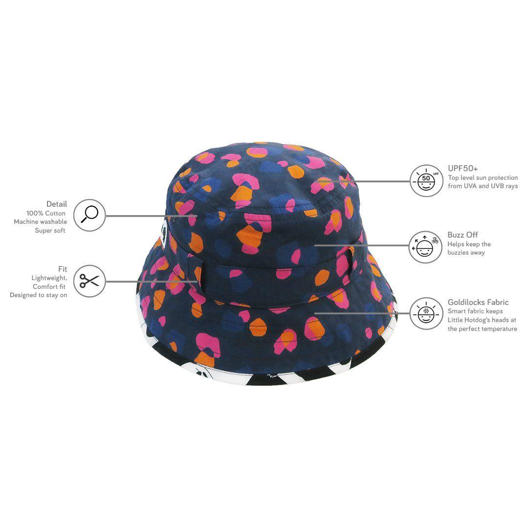 5a85ed0c1ef Little Hotdog Watson - SS19 Navykin Kids Adventurer Sun Hat