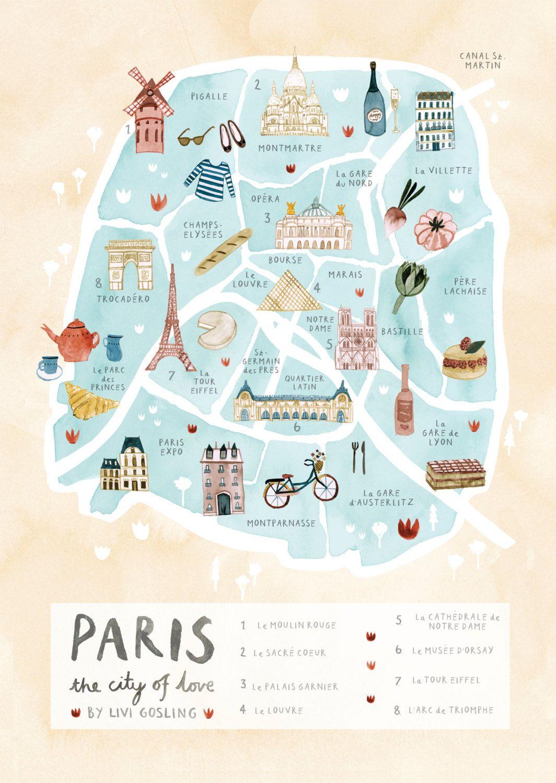Paris Illustrated Map - Paris Print - City Map Poster Romantic ... on photography of paris, high resolution map of paris, simplified map of paris, fun map of paris, highlighted map of paris, religion map of paris, english map of paris, watercolor of paris, large map of paris, travel map of paris, white map of paris, detailed street map of paris, printable map of paris, outlined map of paris, antique map of paris, color map of paris, illustration of paris, interactive map of paris, history map of paris, sports map of paris,