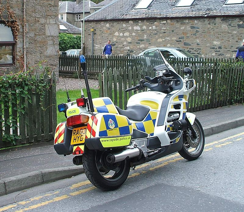 Honda In Tayside Scotland