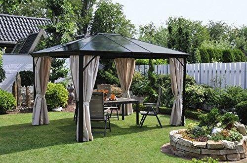 Pavillons Kaufen Eigenschaften : Pavillon mit festem dach u2013 die top 3 kaufen wissenswertes