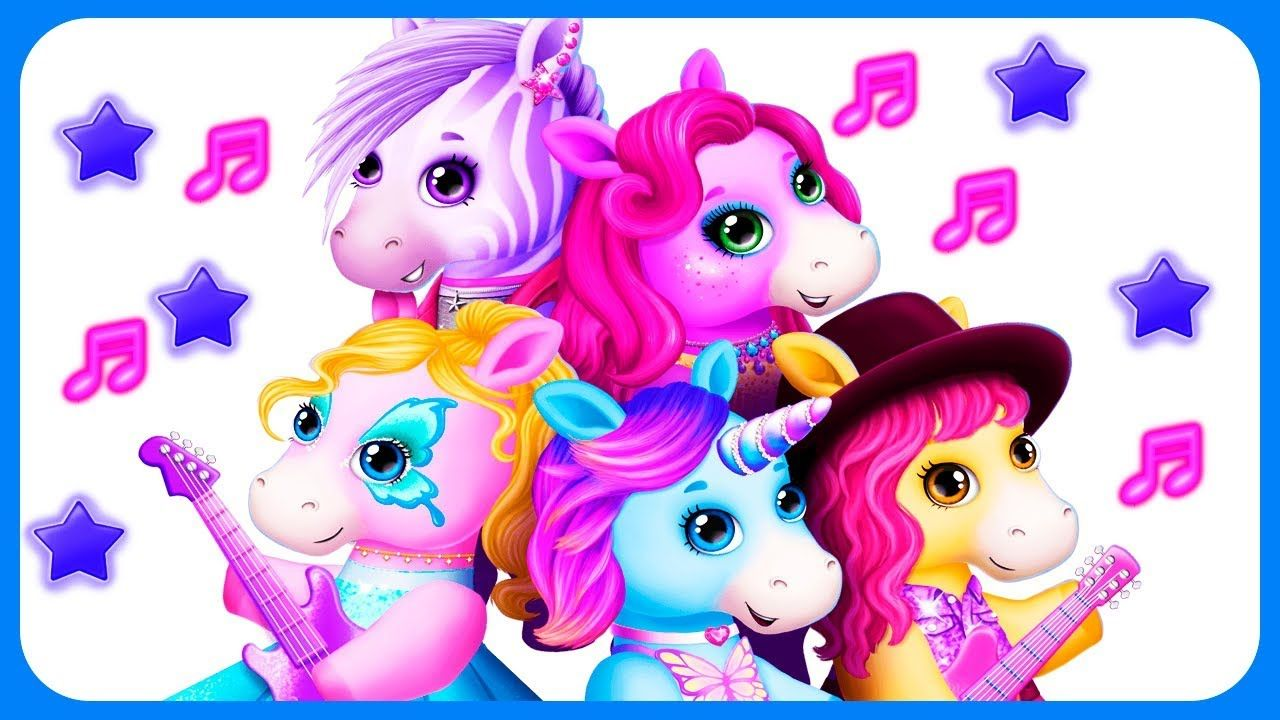 15+ Pony sisters info