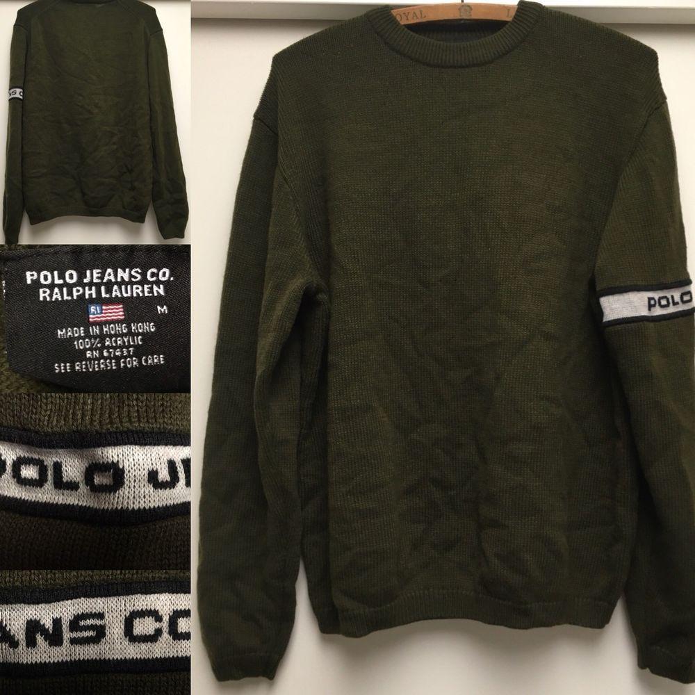 ralph lauren tee sweater and jeans