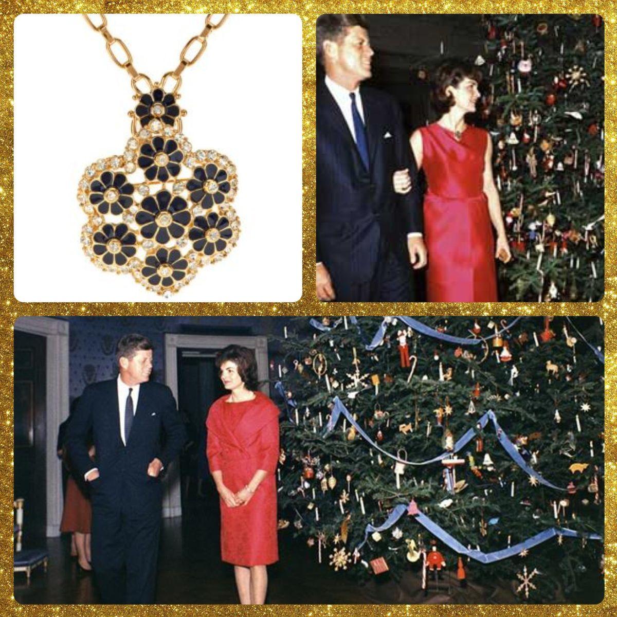Jackie Kennedy Vintage Stickpin