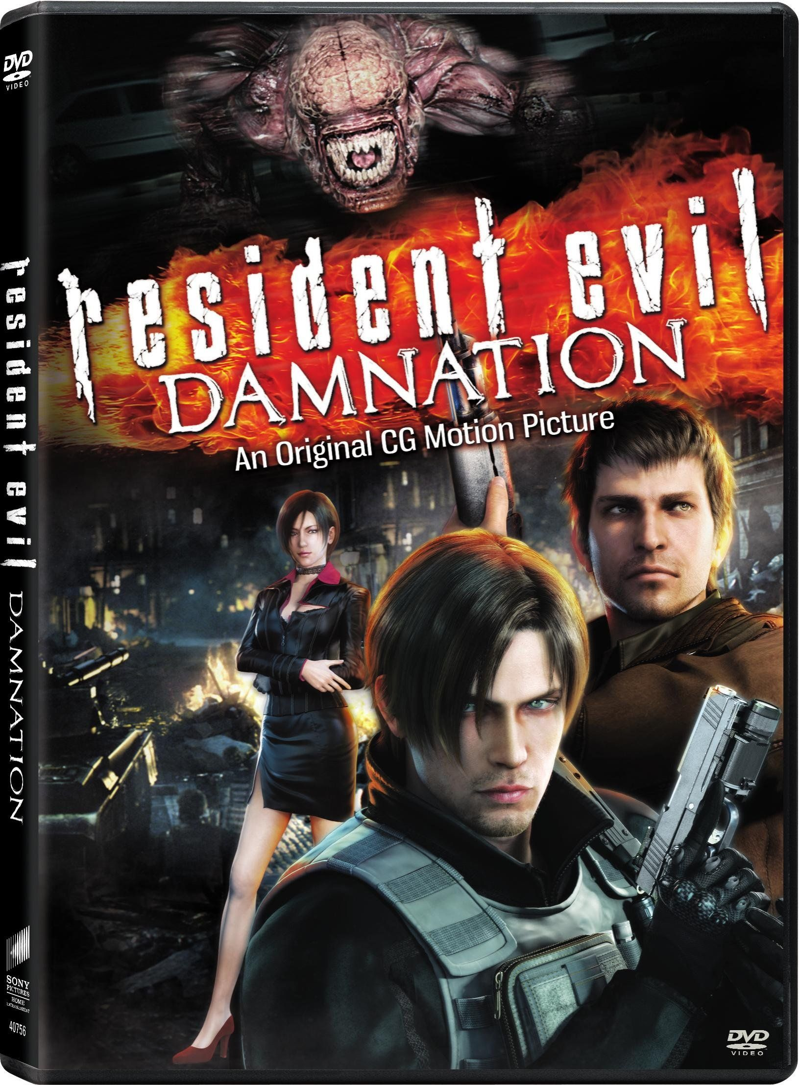 resident evil damnation books to read amp movies to watch