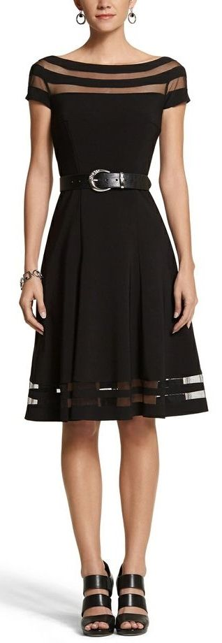 LOVE this dress - it said White House Black Market but couldn't find
