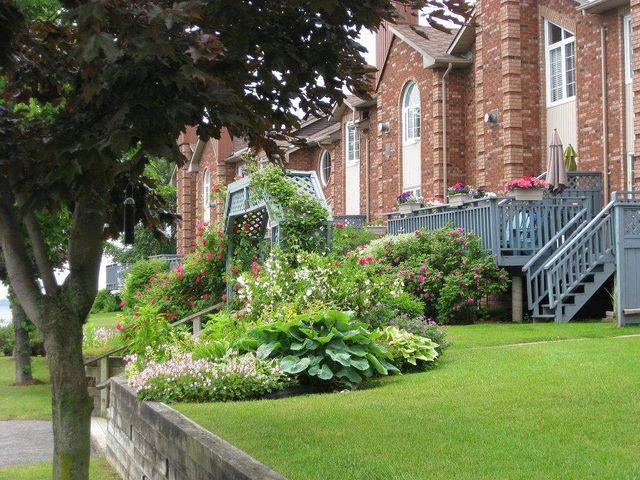 Condo Landscape Landscape Architect Landscape Garden Arch