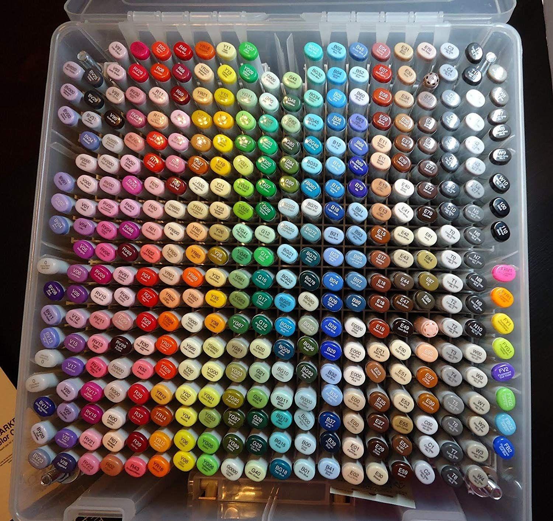 Copic sketch marker pen 358 colors art craft scrapbooking