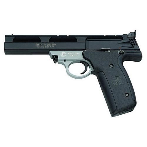 smith and wesson handguns   Smith & Wesson Duotone 22 LR Pistol from $299.99   Slickguns