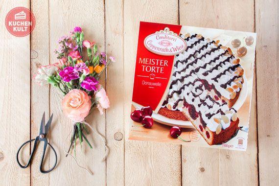 Hochzeitstorten Trend Teil 2 Naked Cake Mit Flower Power