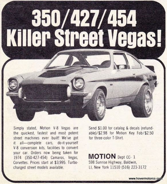 The Chevrolet Vega Is A Subcompact Automobile That Was