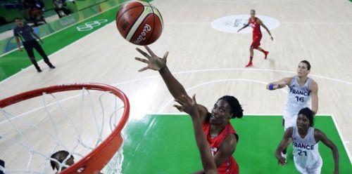 Estados Unidos va por su 6to oro seguido en baloncesto femenino...