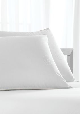 Waverly White Jumbo Cord Pillow Twin Pack - Online Only
