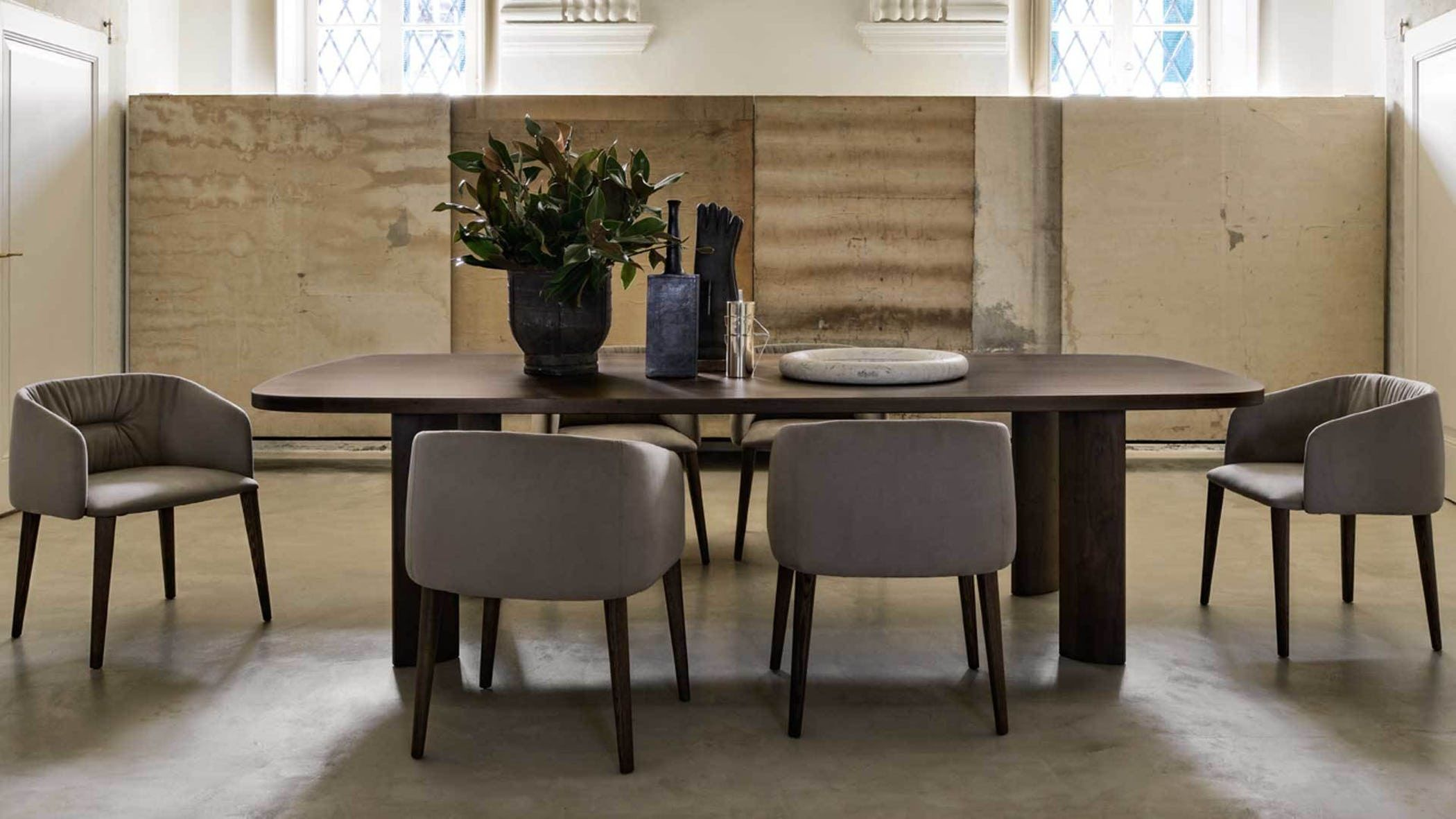 Sofy Armchair Dining Chairs Contemporary Furniture Design