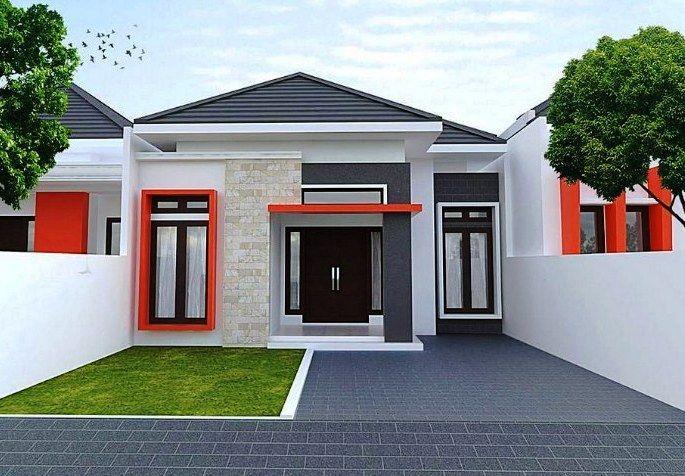 58 Desain Terbaik Rumah Minimalis 1 Lantai 3 Kamar Tidur Rumah Minimalis Desain Rumah Rumah
