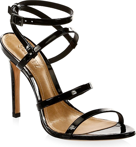 1c2e0f48fe90 Schutz - Ilara Leather Sandals - Black.Stunning leather sandals perfect for  a fun night