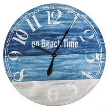 We could paint the large clock we have to look like this....