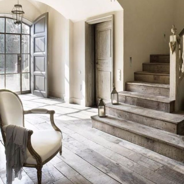 beautiful wooden floors