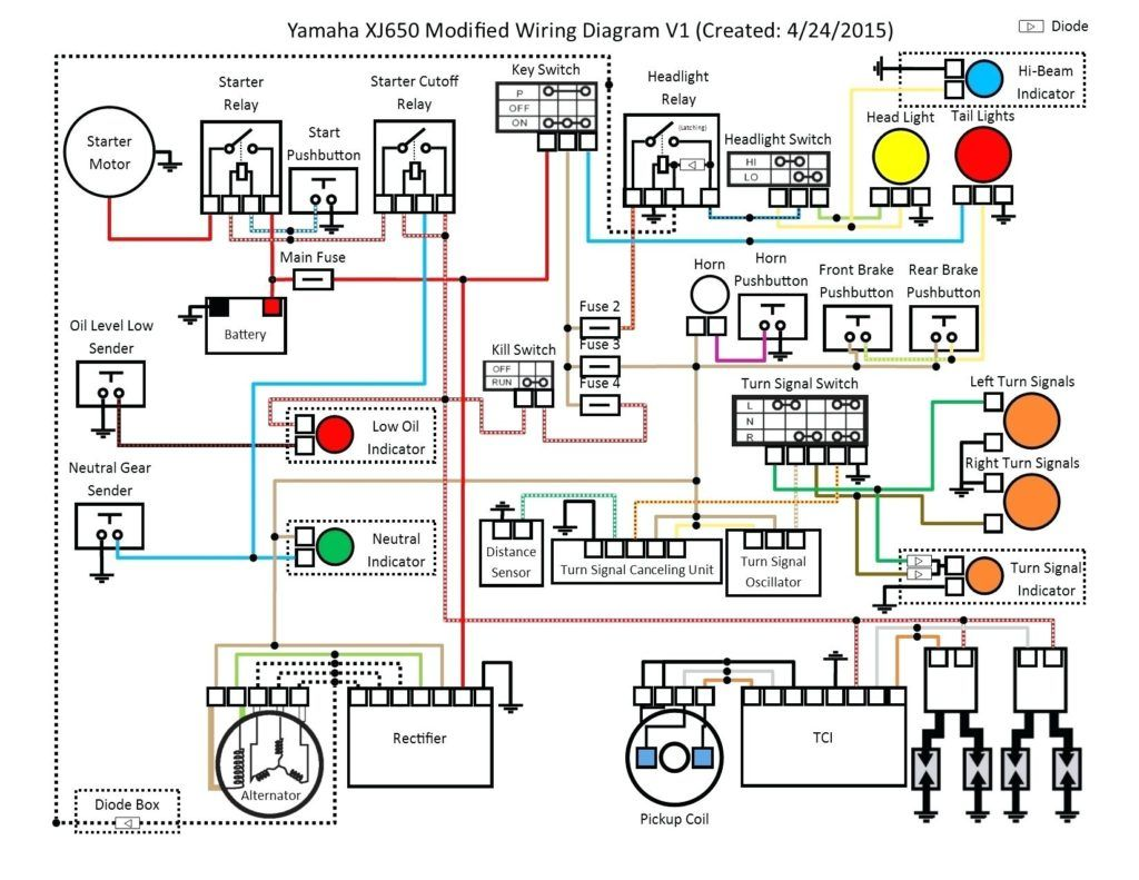 Wiring Diagram Of Motorcycle Honda Xrm 125 Bookingritzcarlton Info Electrical Wiring Diagram Motorcycle Wiring Electrical Diagram