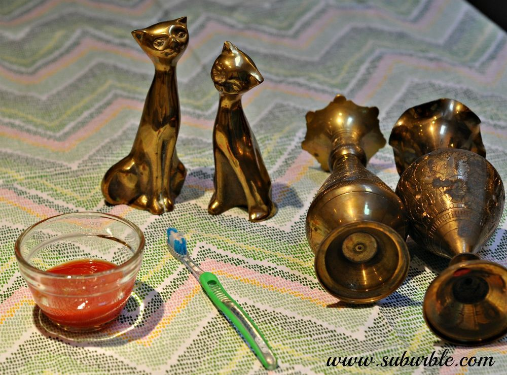 Bring Brass Back! (And How To Clean It Naturally) How to