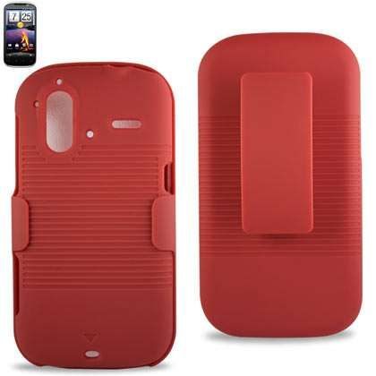 Holster Combos HTC AMAZE 4G RED - Exclusively on #wigadgets #HolsterCombos! BUY IT NOW ONLY $12