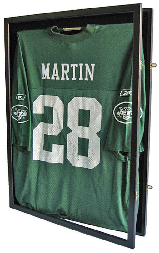 Pro UV ULTRA CLEAR Football Baseball Jersey Display Case Shadow Box ... 2b5c6d737