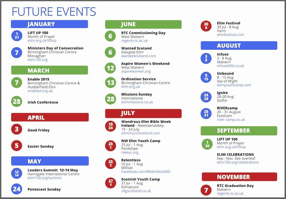 Events Calendar Template from i.pinimg.com